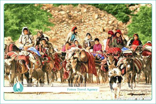 Isfahan Tribes