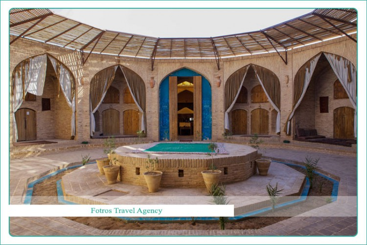 Caravanserai and Persian Culture