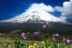 Mount Damavand Tour, North Face