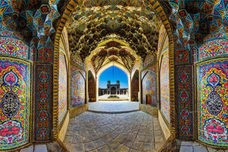 tour fantastico  in Iran